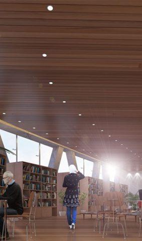 آواسنتر طراحی روشنایی اضطراری