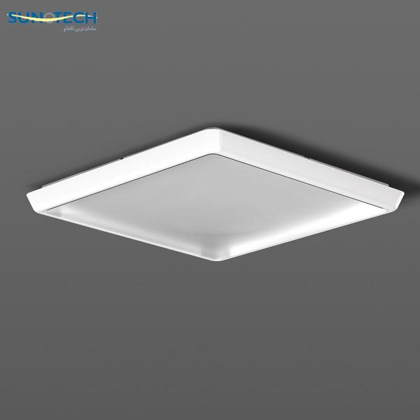 روشنایی محیط کار-چراغ سقفی مربع