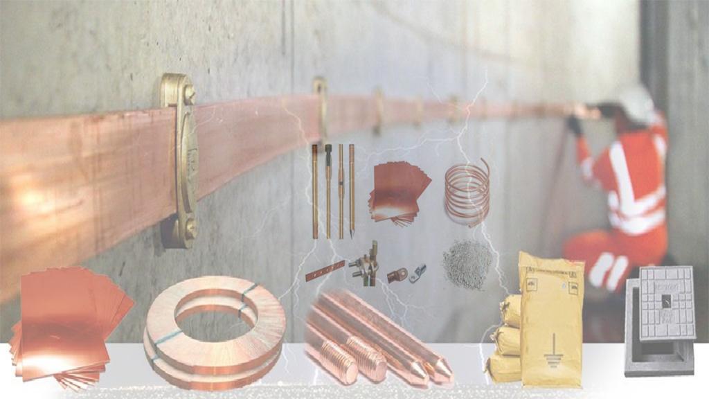 سیستم ارت و همبندی و تجهیزات الکتریکال