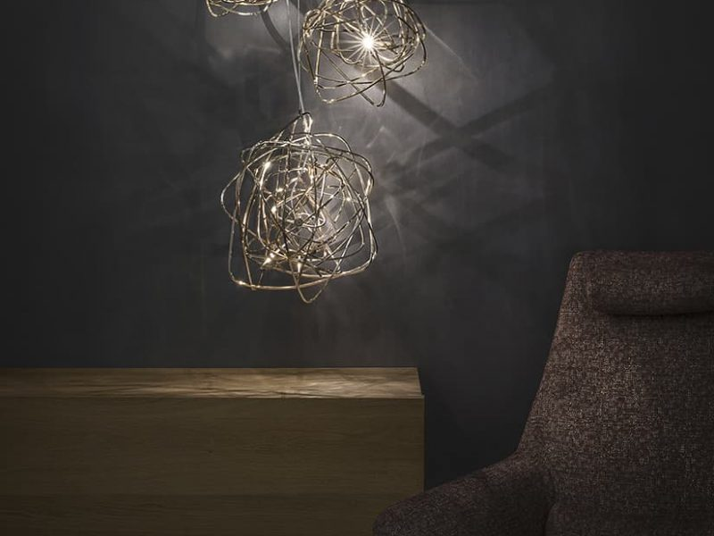 طراحی روشنایی دکوراتیو