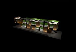 طراحی روشنایی ساختمان با دیالوکس