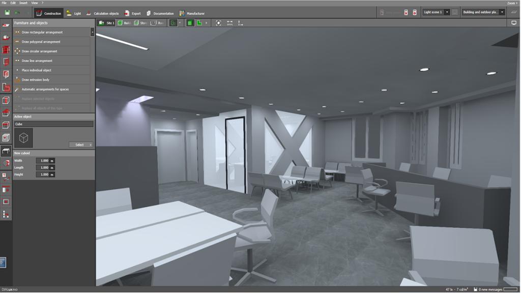 نرم افزار طراحی روشنایی دیالوکس