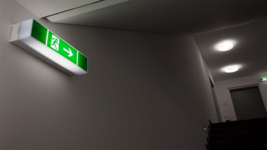 سیستم های روشنایی اضطراری