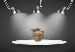 چراغ روشنایی موزه-اسپات لایت های روشنایی گالری