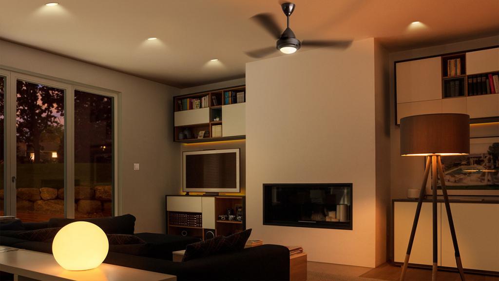 طراحی روشنایی ضد استرس در خانه