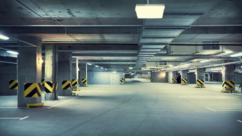 روشنایی پارکینگی
