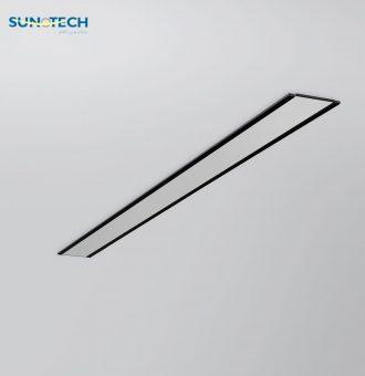 چراغ خطی توکار فنوس مدل sira r 6090 با طول 168cm
