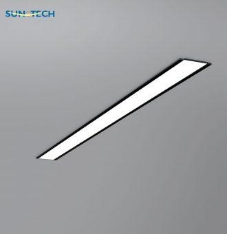 چراغ خطی توکار فنوس مدل sira-r-6090 با طول 168cm