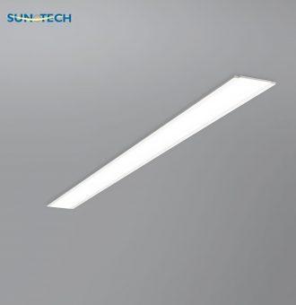 چراغ خطی توکار فنوس مدل sira r 6090 با طول 114cm