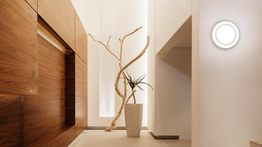 طراحی روشنایی و نورپردازی فضای داخلی