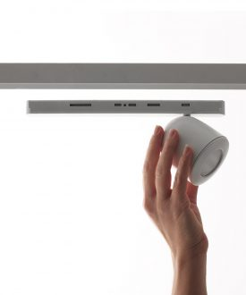 چراغ ریلی روشنایی داخلی