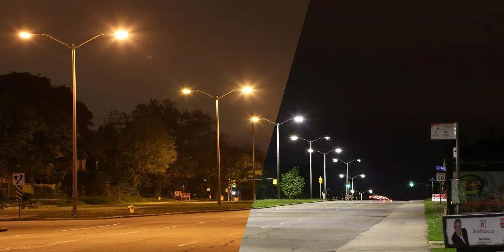 تعریف آلودگی نوری