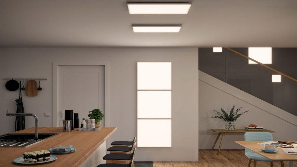 مزایا و معایب استفاده از چراغ LED پنل